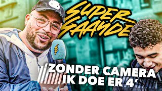 RAP EEN VERSE FOUTLOOS EN WIN €50 (DEN HAAG) - SUPERGAANDE INTERVIEW