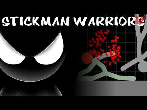 Stickman Warriors Gameplay - Gravity Stickman Fight