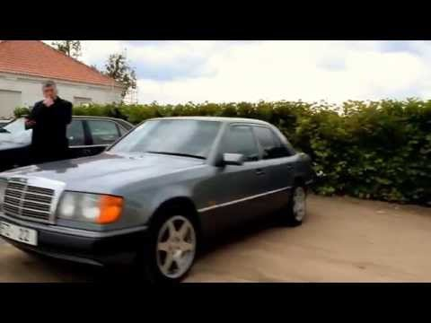 Mercedes - Benz Luxury of coupes W124, w140, w123, w126