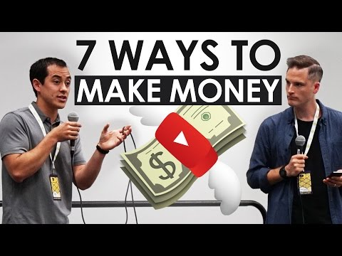 How to Make Money on YouTube  — Best 7 Ways