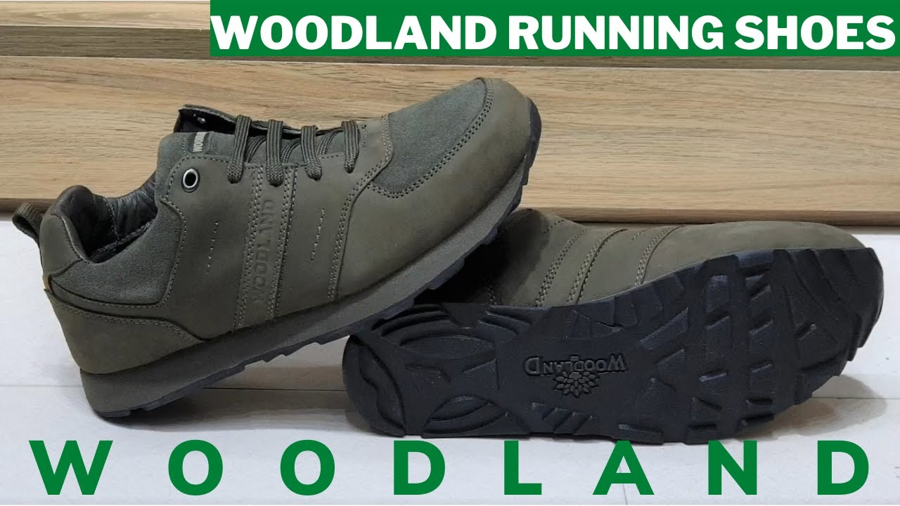 WOODLAND RUNNING SHOES FOR MEN