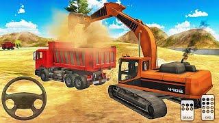 Heavy Excavator Simulator PRO game 🚧👷♂️🚧 | YouTube Gaming screenshot 5