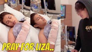 Liza Soberano SINUGOD SA OSPITAL! Enrique Gil HALOS MAIYAK sa Pag-aalala! Video