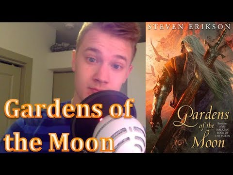 GARDENS OF THE MOON -by Steven Erikson (Book Review)