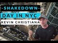 Day In NYC with Kevin Christiana | Fashion Designer - Creative Director | Merch Empire