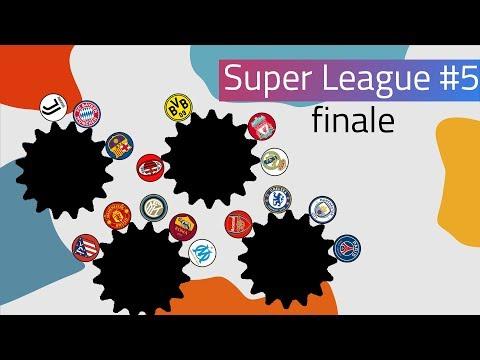 Clubballs Super League Marble Race #5 FINALE | UEFA 2019