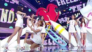 《Comeback Special》 MOMOLAND(모모랜드) - Freeze(꼼짝마) @인기가요 Inkigayo 20170827