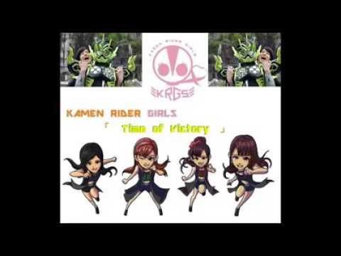 Kamen Rider Ex-Aid Muteki Gamer OST Time Of Victory