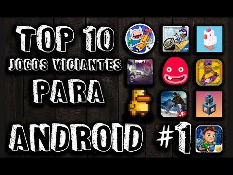 Os 10 Jogos Mais Viciantes para ANDROID - #30 2015