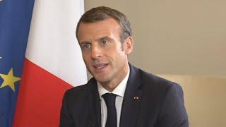 REPLAY - Entretien exclusif avec Emmanuel Macron au sommet de la Francophonie