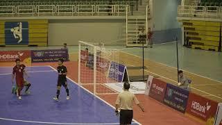 ฟุตซอลทีมชาติไทย 14-0 ลาว ในศึกชิงแชมป์อาเซี่ยน2017