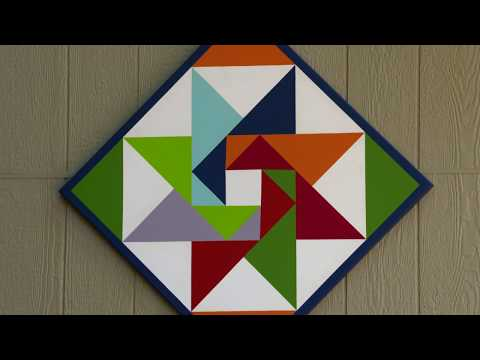 How to Make Your Own Barn Quilt