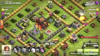 Clash of clans über 600k