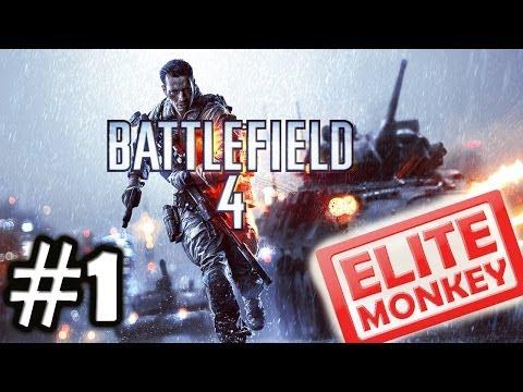 Battlefield 4 - Campaign Walkthrough Part 1 - Baku [No Commentary] [HD PC]