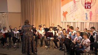 �������� ���� В Сходненской школе искусств воспитанники выступили с отчётным концертом ������