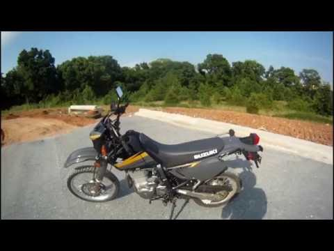 Everything you wanted to know Dr650