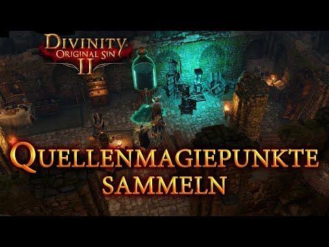 Divinity Original Sin  Ultimate Wizard Build