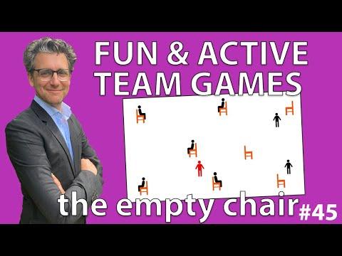 Fun Team Games - The empty chair #45
