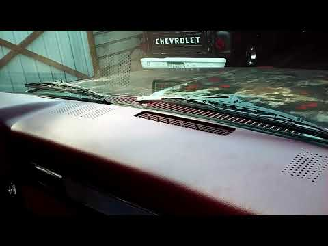Final Video And Thoughts On Coverlay Dash Cover On My 1984 Chevrolet C10 Truck