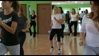 Legs, Bums and Tums Exercise Class at David Lloyd Leisure