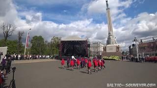 Парад оркестров, Рига / Orchestra parade, Riga / Orķestra parāde, Rīga