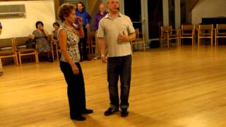 Central Jersey Dance Society Special Singles dance ECS & Merengue lessons with Pete Burdack 08 29 15
