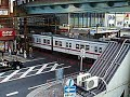 高架前の京成船橋駅【音無し】2 の動画、YouTube動画。
