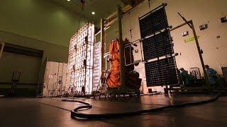 Солнечные батареи Канопуса  Работы в МИКе