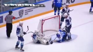 "HC ""Snow bars"" (Astana) — HC ""Siberian Snipers"" (Novosibirsk oblast) — 3:4 (3:1, 0:1, 0:2)"