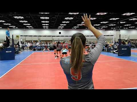 18 Nike Mideast Qualifier DVA 17s Jeff vs H2 STL 17 Under Armour Set 2