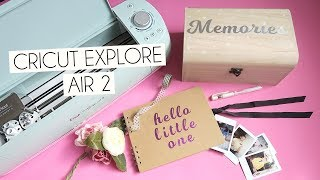 cricut explore for beginers