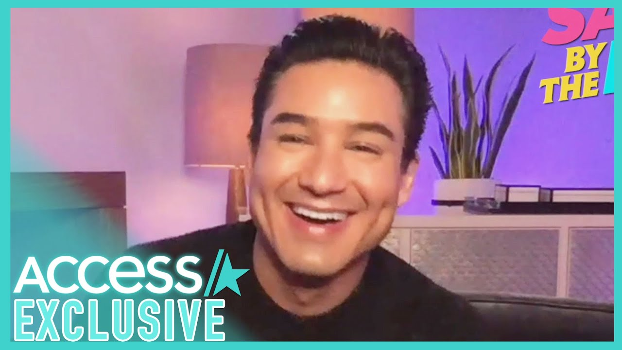 Mario Lopez Never Imagined He'd Be Back On 'Saved By The Bell'