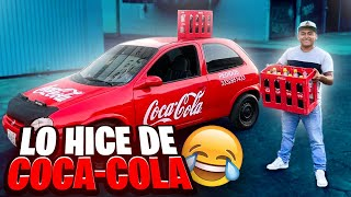 BR0MA A MI AMIGO LE FORRÉ SU AUTO DE C0CA-C0LA.. | ManuelRivera11