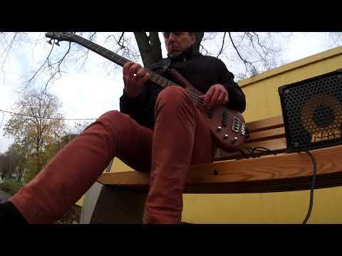 Yngwie malmsteen vengence bass cover