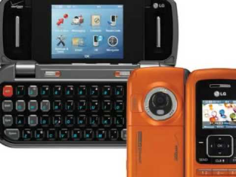 Verizon Wireless Orange Phone