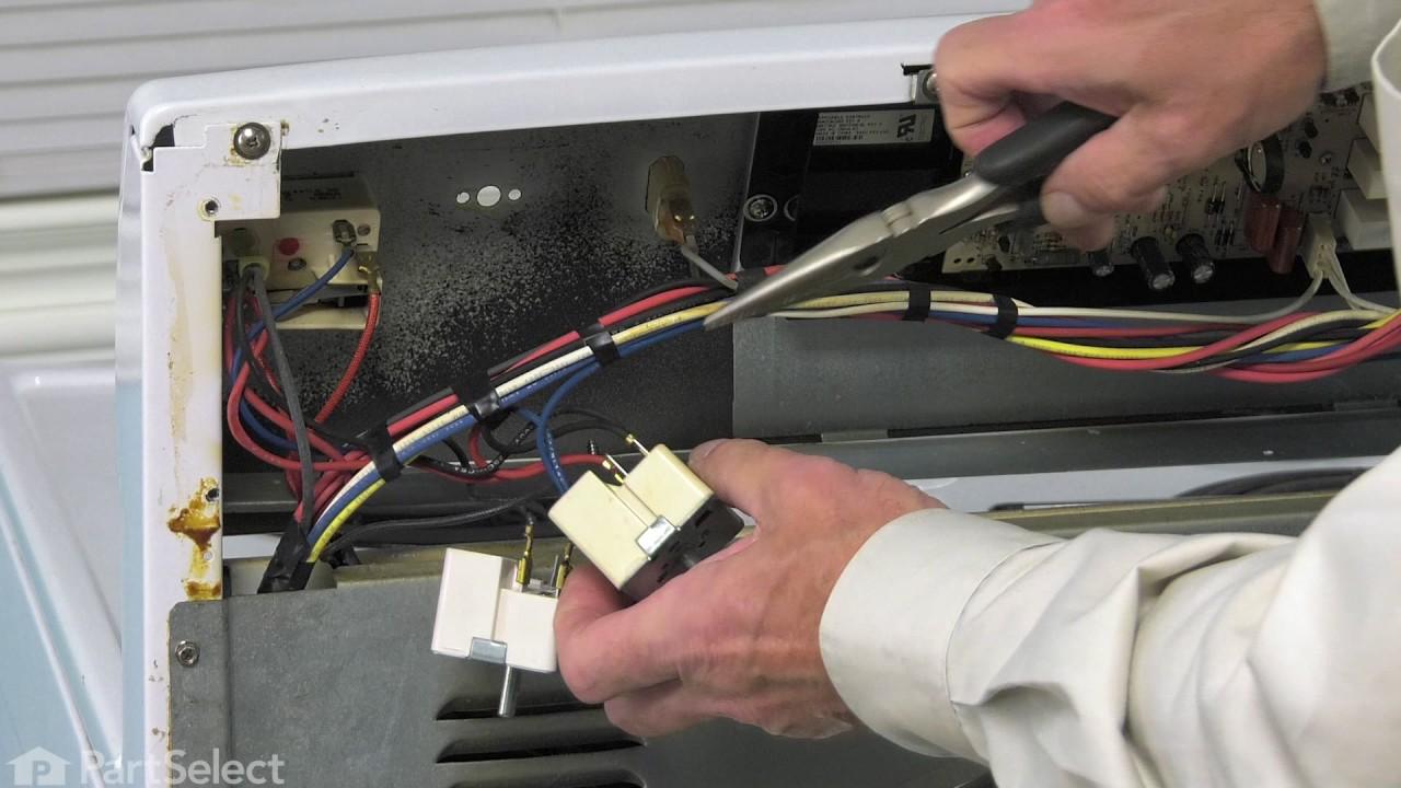 Range Repair U2013 Replacing The Infinite Heat Switch (Whirlpool Part #  WP7403P238 60)