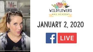 Facebook LIVE January 2, 2019