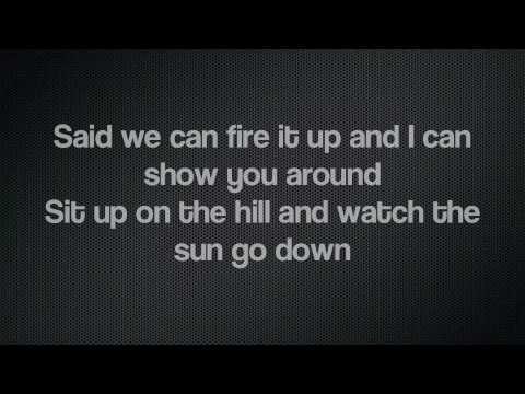 Jason Aldean- Big green Tractor with lyrics