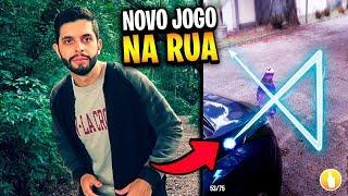 FUI PRA RUA JOGAR HARRY POTTER E ISSO ACONTECEU!!!