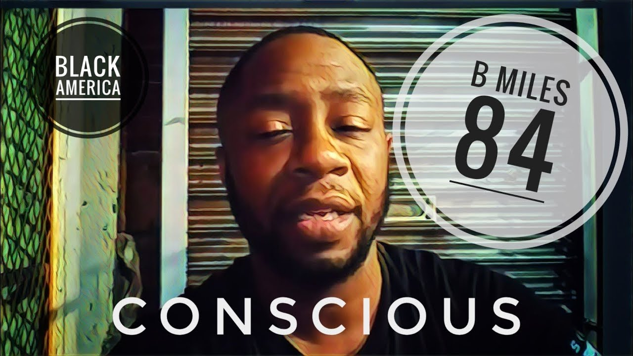 B Miles 84 Conscious Channel On Information Man Show
