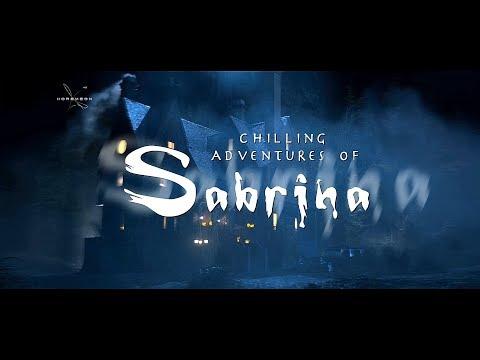 CHILLING ADVENTURES OF SABRINA SEASON 1 OPENING CREDITS BUFFY THE VAMPIRE SLAYER STYLE