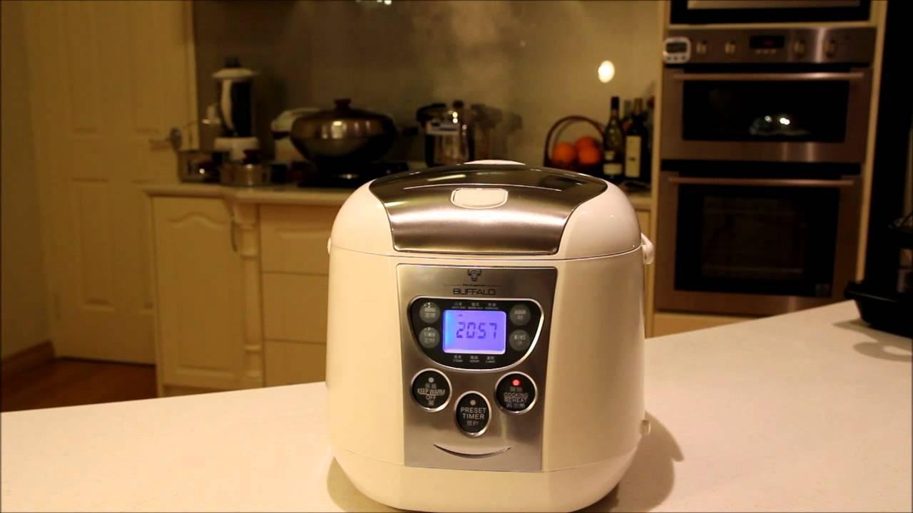 how to make chiffon cake using rice cooker