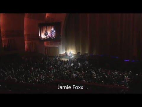 Celeb Supporters of Hillary Clinton: Jamie Foxx, Julianne Moore, Katy Perry