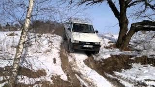 Opel Campo Babiny 29.1.2012 III