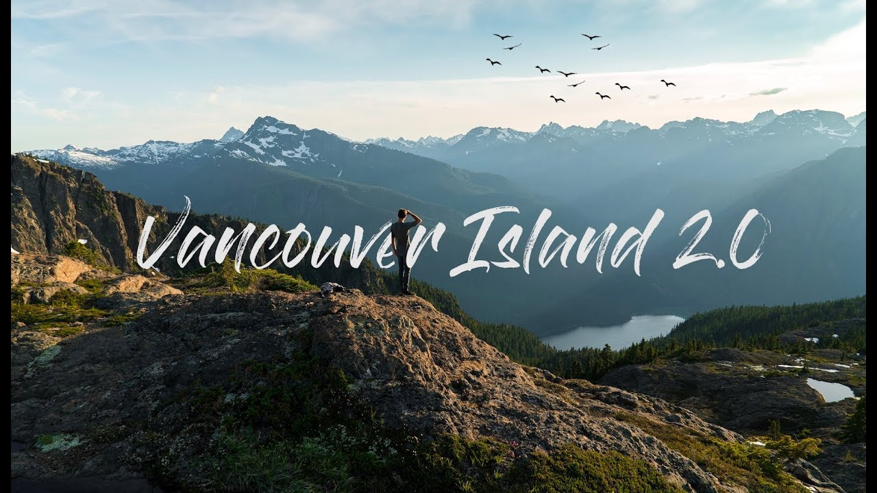 how to get to vancouver island