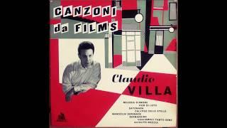 MELODIA D'AMORE (CLAUDIO VILLA - CETRA 1958)