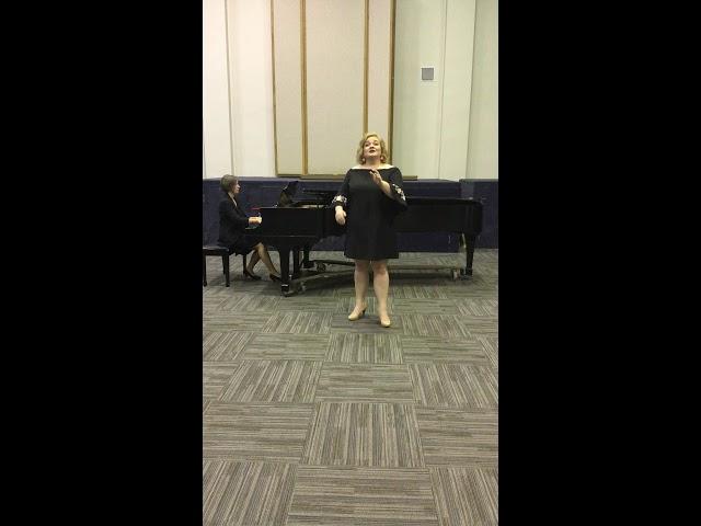 Elizabeth's Act 2 Aria