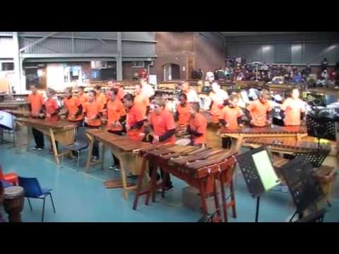 South African marimba festival 2009