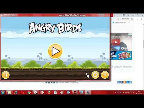 Скачивание игры Angry Birds на компьютер без торрента