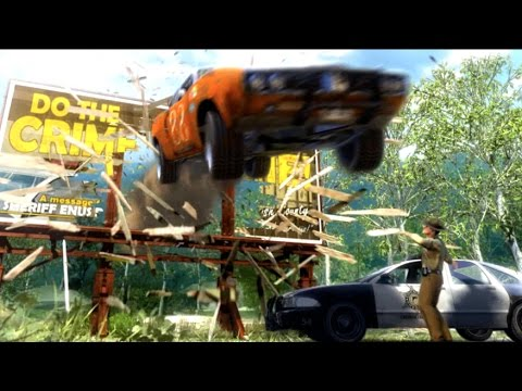 Dukes of Hazard Simulator- Stuntman Ignition PT3 + Flatout 4 XB1 Coming?